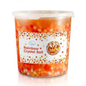 rainbow crystal ball