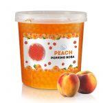 peach popping boba
