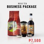 Milk Tea Business Starter Package
